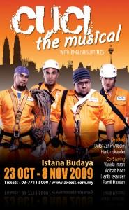 Cuci The Musical – Ulasan