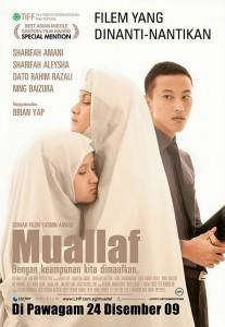 Ulasan Filem : Muallaf (Arahan Yasmin Ahmad)