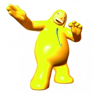 digi-yellowman