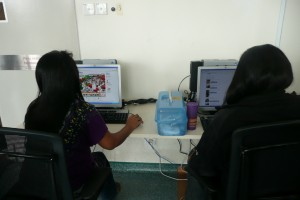 Bilik rehat Contact Centre