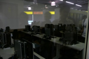 Trainning Room for Contact Centre DiGi