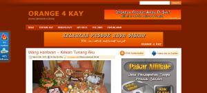 Aku dan Orange 4 Kay