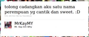 Nama perempuan : Kekeliruan timbul dari tweet kontroversi