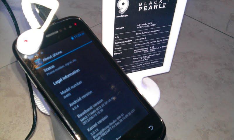 Black Pearl II - (RRP) RM599